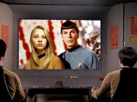 Spock and I by FleeceMonster