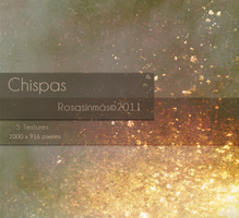 Pack Textures - Chispas by ROSASINMAS