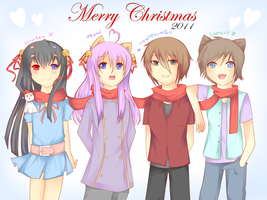 Merry Christmas eveyone and all by meowl