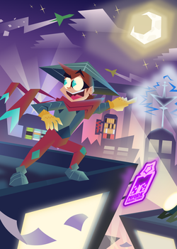 Polygonal Rooftop Quest [FINAL] by MarkProductions
