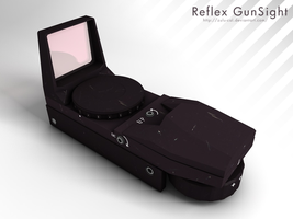 Reflex Gunsight Textured by ZULU-CAL