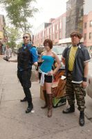 Summer NYC Zombie Crawl 2012 (Sponsored by RE6) by itsthekitsunekid