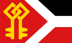 Willenhall Flag (Proposed) by Viereth