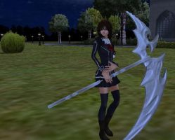 Yuki Cross with Artemis Rod IMVU by charlietinks