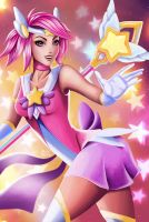 Star Guardian Lux by jaleh