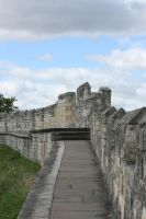 City Walls by RaeyenIrael-Stock