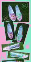 """""""I'm Not All There"""" Shoes by JessieQ"""
