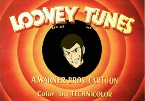Lupin 3 parody on looney tunes by Timebokan1