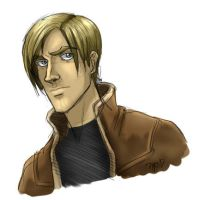 Leon kennedy. .. GOD by MPdigitalART