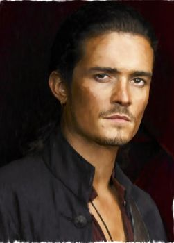 Orlando Bloom by shlomile