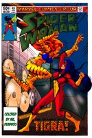 POSTMAN's SPIDERWOMAN by DeadDog2007