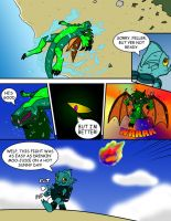 Commission: Serpenna and the Skylanders pg 6 by oogaboogaz
