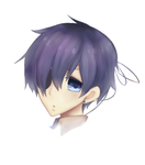 Painting practice: Ciel Phantomhive by Yuna264