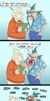 Manny Karp and Gary Dose by Omny87