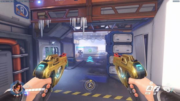 Overwatch Ingame 8K by EvilNinetales