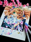 Card Captor Sakura Water Color Painting by Lighane