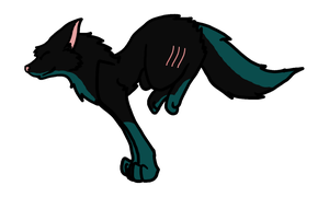 Adoptable OC - Kresimir the Lab Mix - Adopted by Feralx1