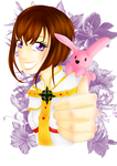 Shojo Auction theme art ~ Alice 19th by ReneeDeLaGee