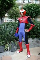 Protoman Bodysuit 1 by shadow-lady-chun-li