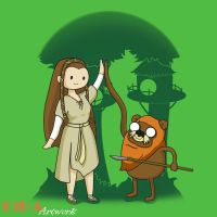 Endor Time by DiHA-Artwork