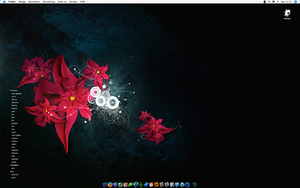 Desktop by poolie
