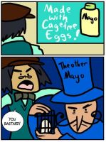 Cage Free Eggs by Kaxen6
