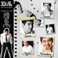 David Archuleta Art by emujalynmu