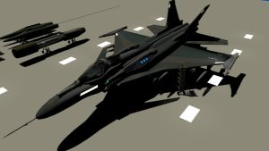 F16M Cyber Falcon [Update] by Marksman104