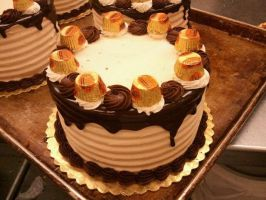Reeses Cake by tini