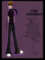 Reference 2: Jacob by German-Shepherd-Girl