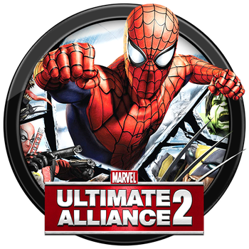 Marvel - Ultimate Alliance 2 Icon by andonovmarko