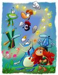 Rayman Legends Tribute by happydoodle