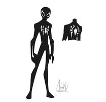 My Spider-Man: Design 8 by NoXV