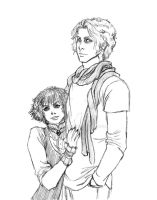 Alice and Jasper by Olaunis