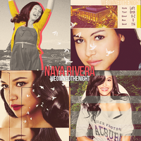 Naya Rivera- by weownedthenight