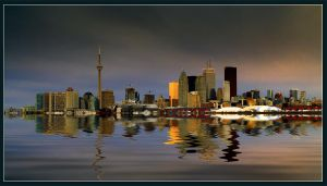 About Toronto by IgorLaptev