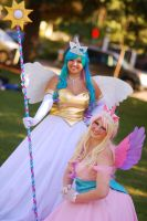 MLP:FiM - Royalty by Eli-Cosplay