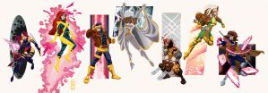 Marvel Universe Vol.2: X-Men by alexmax