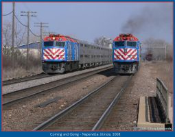 Coming and Going by classictrains