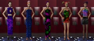 A Handful of Sims by kzinrret