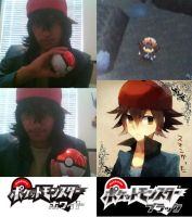 Pokemon Black and White Male by DoctorForHire