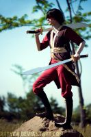 More Zuko Cosplay by Attyca