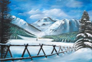 Squaw Valley by maphu1981