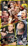 My tribute to CM Punk by joeysgirl97