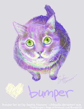 Bumper on Facebook by ChibiSofa