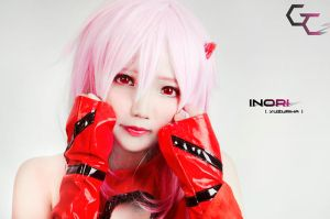 Guilty Crown - Inori Yuzuriha by nyaomeimei