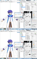 MMD Expression Error by midnighthinata