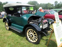 (1916) Overland Touring Car by auroraTerra