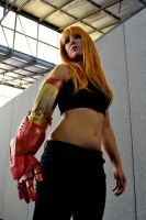 Iron Man 3: Pepper Potts by Feiuccia