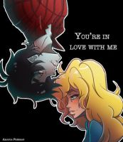 You're in love with Me by Free-man12